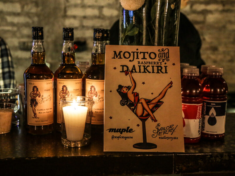 MAPLE MAGAZINE FIRST PARTY