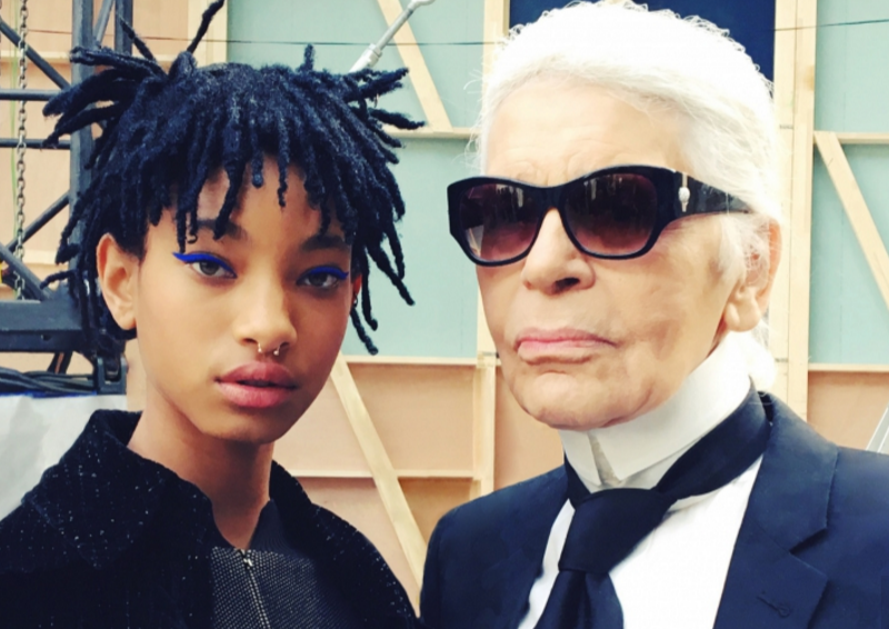 WILLOW SMITH: La nueva cara de Chanel