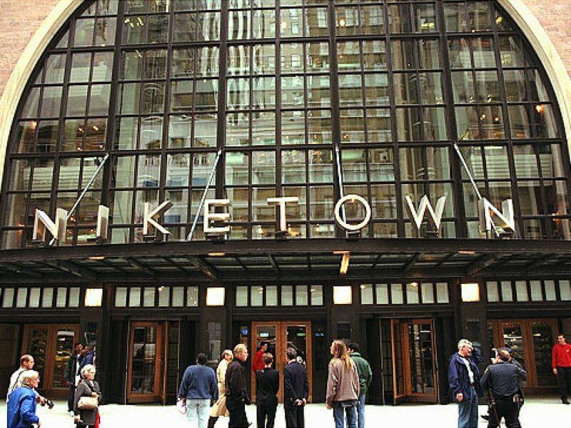 NIKE TOWN, EN NEW YORK