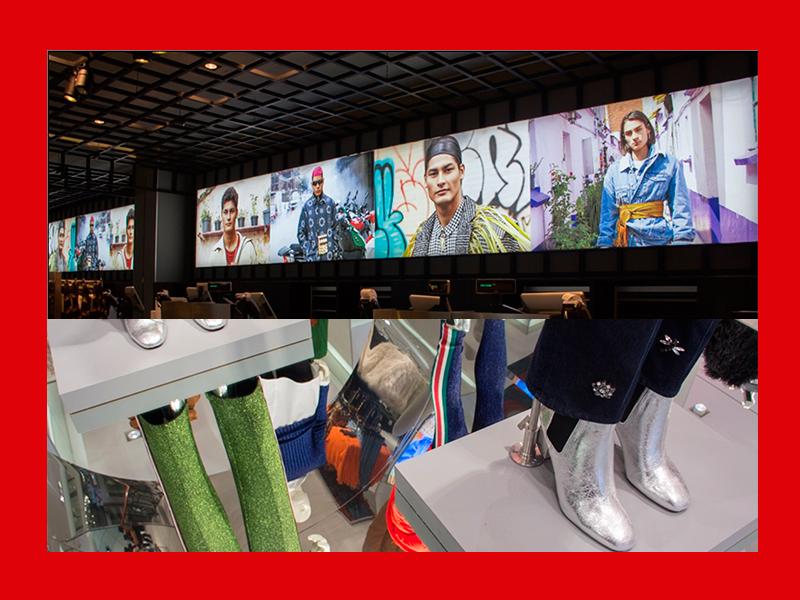 H&M LLEGA A MADERO, EN EL CENTRO HISTÓRICO