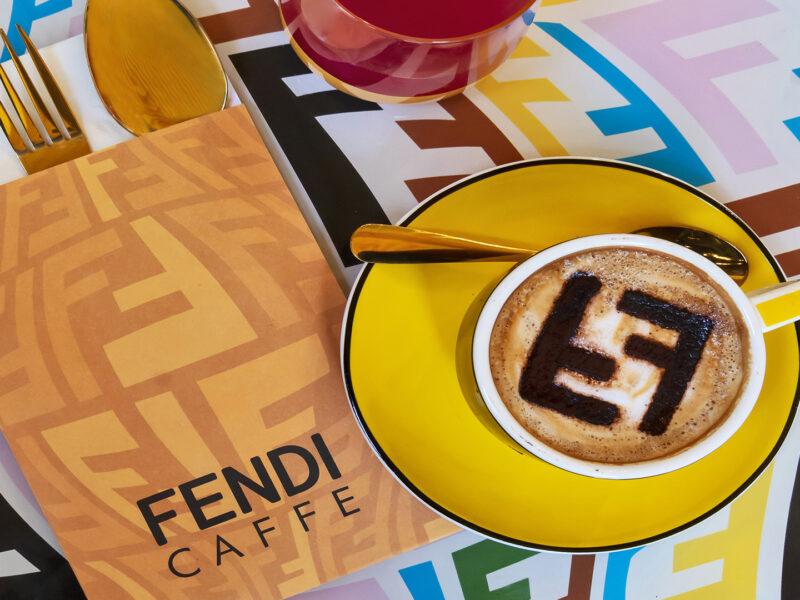 FENDI CAFFE & FENDI PEEKABOO BAR en el Distrito de Diseño de Miami