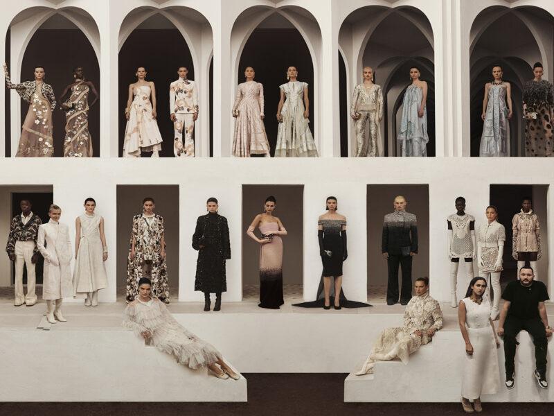 Fendi Couture Otoño/Invierno 2021