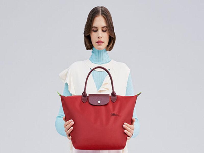 Longchamp x Marie Papillon