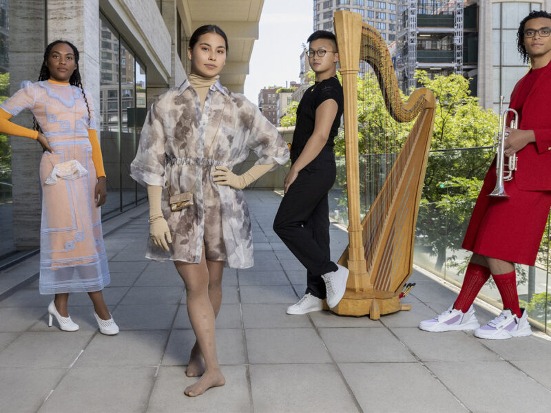 FENDI y The Juilliard School anuncian la inauguración del Premio FENDI Vanguard